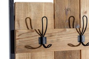 Mejores ofertas biombo de madera Factory Lola Home colgador gancho perchero