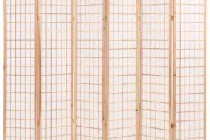 Biombos japoneses y pantallas shoji