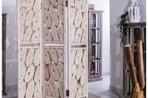 Biombos madera originales