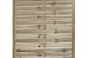 Biombo Leroy Merlín paneles separadores